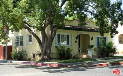 1211 N VISTA Street, West Hollywood, CA 90046 - MLS#: 19511762