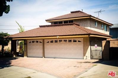 3341 E Saint Francis Place, Long Beach, CA 90805 - MLS#: 19512512