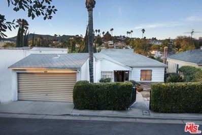 4129 HOLLY KNOLL Drive, Los Angeles, CA 90027 - MLS#: 19513488