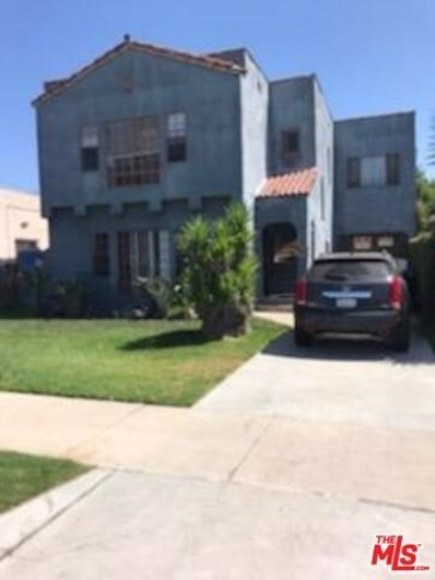 3418 12TH Avenue, Los Angeles, CA 90018 - MLS#: 19515720
