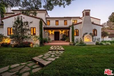 1611 OLD OAK Road, Los Angeles, CA 90049 - MLS#: 19516158