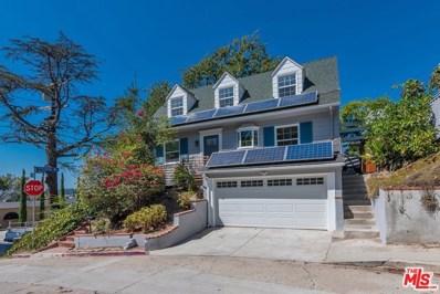 3943 Franklin Avenue, Los Angeles, CA 90027 - MLS#: 19516348
