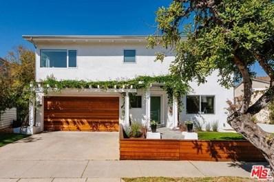 645 LAS LOMAS Avenue, Pacific Palisades, CA 90272 - MLS#: 19516662
