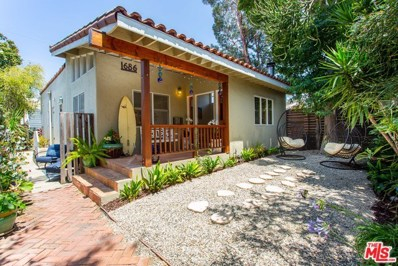 1686 ELECTRIC Avenue, Venice, CA 90291 - #: 19516978