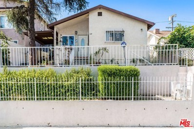 339 N RAMPART, Los Angeles, CA 90026 - MLS#: 19517256