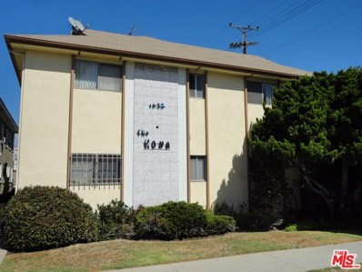 1633 E 1ST Street UNIT 7, Long Beach, CA 90802 - MLS#: 19517962