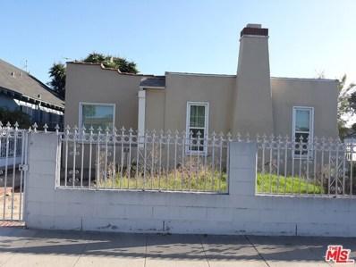 1558 W 64TH Street, Los Angeles, CA 90047 - MLS#: 19517998