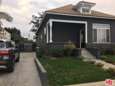 2305 S Spaulding Avenue, Los Angeles, CA 90016 - MLS#: 19518112