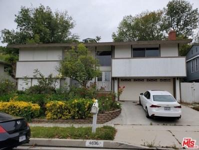 4836 Elkridge Drive, Rancho Palos Verdes, CA 90275 - MLS#: 19518134