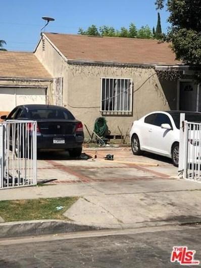 3733 E BENNETT Street, Compton, CA 90221 - MLS#: 19518362