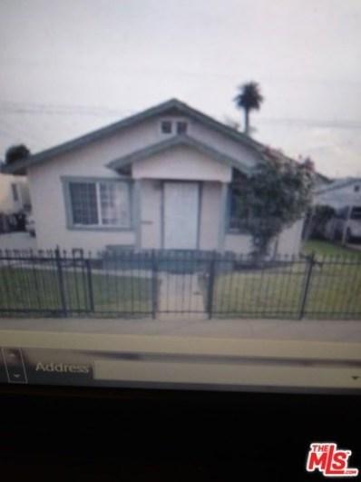 1438 W 66TH Street, Los Angeles, CA 90047 - MLS#: 19518892