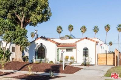 5340 S RIMPAU Boulevard, Los Angeles, CA 90043 - MLS#: 19519330