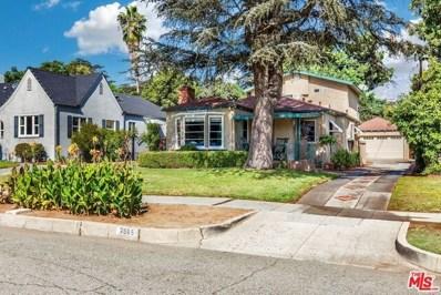 2665 E VILLA Street, Pasadena, CA 91107 - MLS#: 19519576