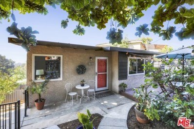 1341 N WATLAND Avenue, Los Angeles, CA 90063 - MLS#: 19519606