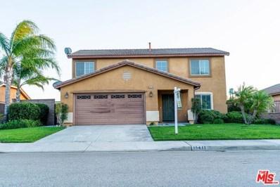 15411 Brant Drive, Fontana, CA 92336 - MLS#: 19519952