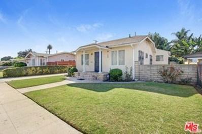 1516 W 67TH Street, Los Angeles, CA 90047 - MLS#: 19520052