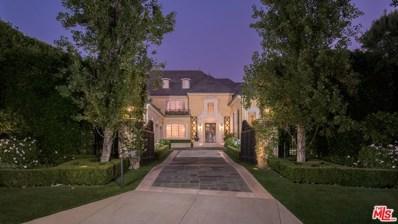 244 N BRISTOL Avenue, Los Angeles, CA 90049 - MLS#: 19520518