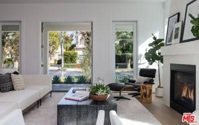 935 S BURNSIDE Avenue, Los Angeles, CA 90036 - MLS#: 19521842