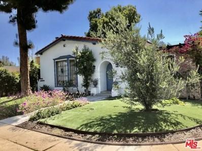 1064 S La Jolla Avenue, Los Angeles, CA 90035 - MLS#: 19522342