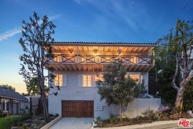 1715 N FAIRFAX Avenue, Los Angeles, CA 90046 - MLS#: 19523232