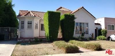 513 N MARTEL Avenue, Los Angeles, CA 90036 - MLS#: 19524276