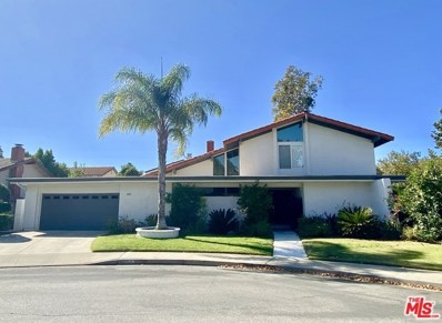 1611 ELMSFORD Place, Westlake Village, CA 91361 - MLS#: 19524874