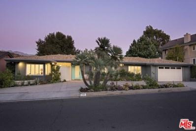 722 Avonglen Terrace, Glendale, CA 91206 - MLS#: 19525334