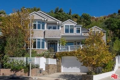 1136 DONAIRE Way, Pacific Palisades, CA 90272 - MLS#: 19525548