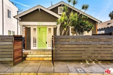 420 S BENTON Way, Los Angeles, CA 90057 - MLS#: 19525994