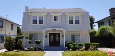 4056 W 7TH Street, Los Angeles, CA 90005 - MLS#: 19527406