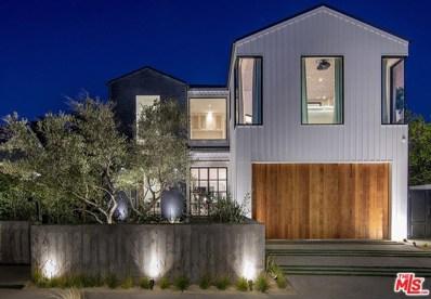 848 N GARDNER Street, Los Angeles, CA 90046 - MLS#: 19527474