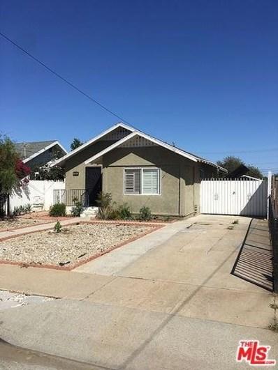 15012 Van Buren Avenue, Gardena, CA 90247 - MLS#: 19527602
