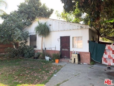 1702 E 66TH Street, Los Angeles, CA 90001 - MLS#: 19527710