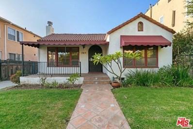 1363 S Cloverdale Avenue, Los Angeles, CA 90019 - MLS#: 19527966