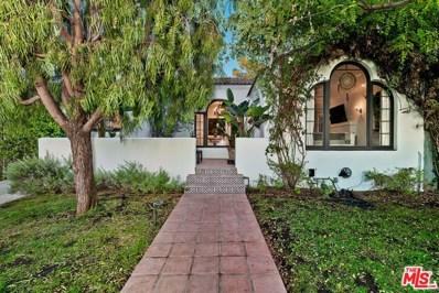 428 N EDINBURGH Avenue, Los Angeles, CA 90048 - MLS#: 19528406