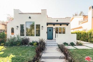 627 N SIERRA BONITA Avenue, Los Angeles, CA 90036 - MLS#: 19528914