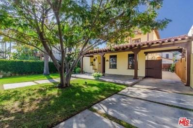 1253 S Stanley Avenue, Los Angeles, CA 90019 - MLS#: 19529324