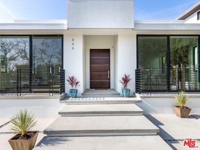 359 S MANSFIELD Avenue, Los Angeles, CA 90036 - MLS#: 19529392