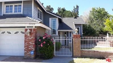 3026 Quarry Road, Palmdale, CA 93550 - MLS#: 19530278
