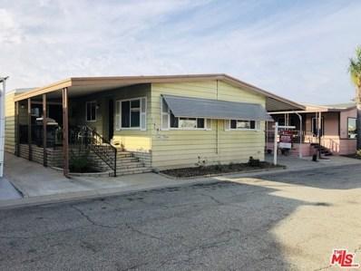 2601 E Victoria Street UNIT 122, Rancho Dominguez, CA 90220 - MLS#: 19530348