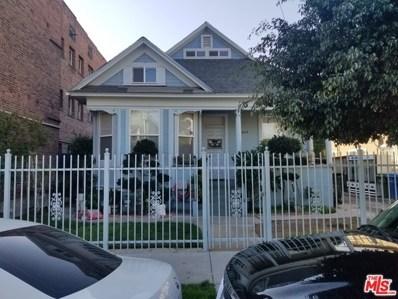 1630 W 12TH Street, Los Angeles, CA 90015 - MLS#: 19532422
