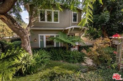 1554 N Sierra Bonita Avenue, Los Angeles, CA 90046 - MLS#: 19532646