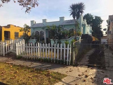 1810 W 39TH Street, Los Angeles, CA 90062 - MLS#: 19533200
