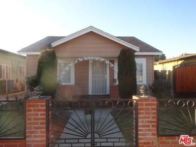 1332 W 65TH Street, Los Angeles, CA 90044 - MLS#: 19533282