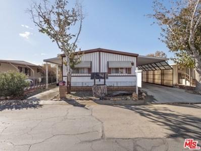 2550 E Avenue I UNIT 46, Lancaster, CA 93535 - MLS#: 19533460