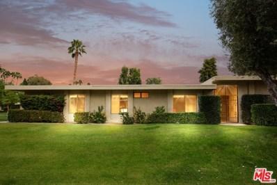 2201 OAKCREST Drive, Palm Springs, CA 92264 - MLS#: 19534152