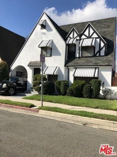 1683 La Fayette Road, Los Angeles, CA 90019 - MLS#: 19534896