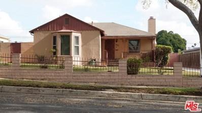 9804 S 2ND Avenue, Inglewood, CA 90305 - MLS#: 19535034