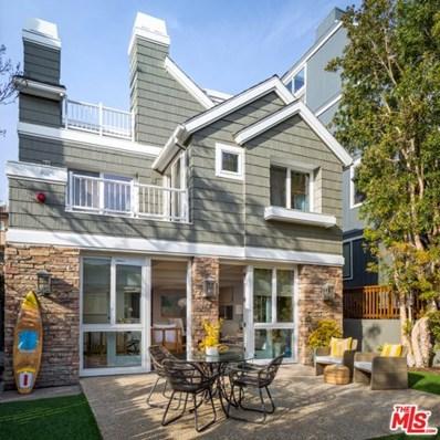 21 REEF Street, Marina del Rey, CA 90292 - MLS#: 19535328