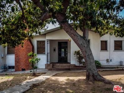 717 EDGEWOOD Street, Inglewood, CA 90302 - MLS#: 19535562